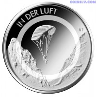 "10 euro Germany 2019 ""In the Air"" (F mint)"
