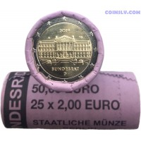 Germany 2 Euro roll 2019 - Bundesrat A (X25 coins)