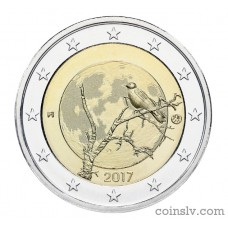"2 Euro Finland 2017 ""The Finnish nature"""
