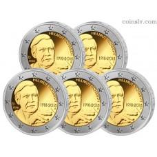 2 Euro Germany 2018 - Helmut Schmidt (ADFGJ)