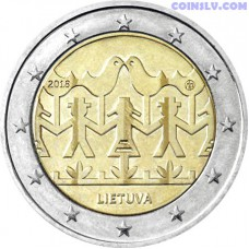 2 Euro Lithuania 2018 - Lithuanian Song and Dance celebration