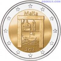 2 Euro Malta 2018 - Cultural Heritage