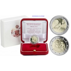 2 Euro Monaco 2018 - 250th anniversary of the birth of François Joseph Bosio