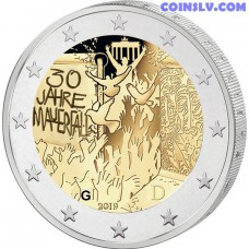 2 Euro Germany 2019 - 30 years of the fall of the Berlin Wall (G)