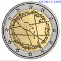 2 Euro Portugal 2019 - 600th anniversary of the discovery of Madeira Island