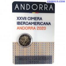 2 Euro Andorra 2020 - The 27th Ibero-American Summit in Andorra