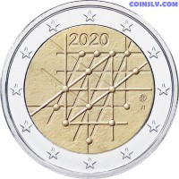 2 Euro Finland 2020 - 100th anniversary of the University of Turku