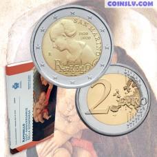 2 Euro San Marino 2020 - 500th anniversary of the death of Raphael Sanzio