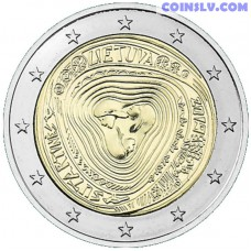 2 Euro Lithuania 2019 - Lithuanian Folk Songs (Sutartinės)