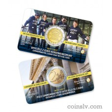 "2 Euro Belgium 2017 ""200th anniversary of the University of Ghent"""