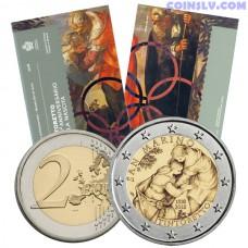 2 euro San Marino 2018 - 500th anniversary of the birth of Tintoretto
