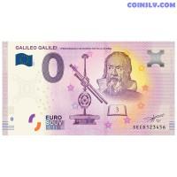 "0 Euro banknote 2020 Italy ""GALILEO GALILEI"""