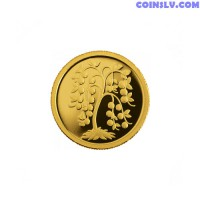 Latvia 1 Lats 2007 - The Golden Apple Tree