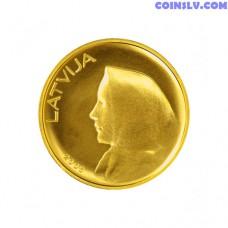 """Latvia 20 Lats 2008 """"Coin of Latvia"""""""