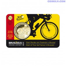 2.5 Euro Belgium 2019 - Grand Depart in Brussels