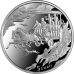 "Latvia 5 euro 2015 ""150 years of firefighting in Latvia"""