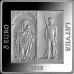 "Latvia 5 euro 2015 ""500 Years of the Riga Castle"""