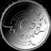"Latvia 5 euro 2015 ""Melancholic waltz"""